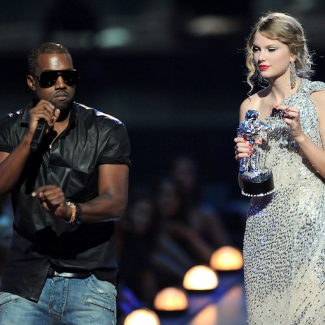 Leaked Listen To Kanye West Slam Taylor Swift And Pink Backstage At The 2009 Vmas Life Style