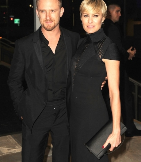 robin-wright-engaged-ben-foster