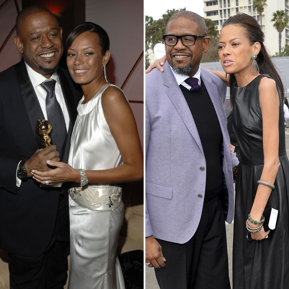 Forest Whitaker's Wife Keisha Sparks Concern After Showing ...