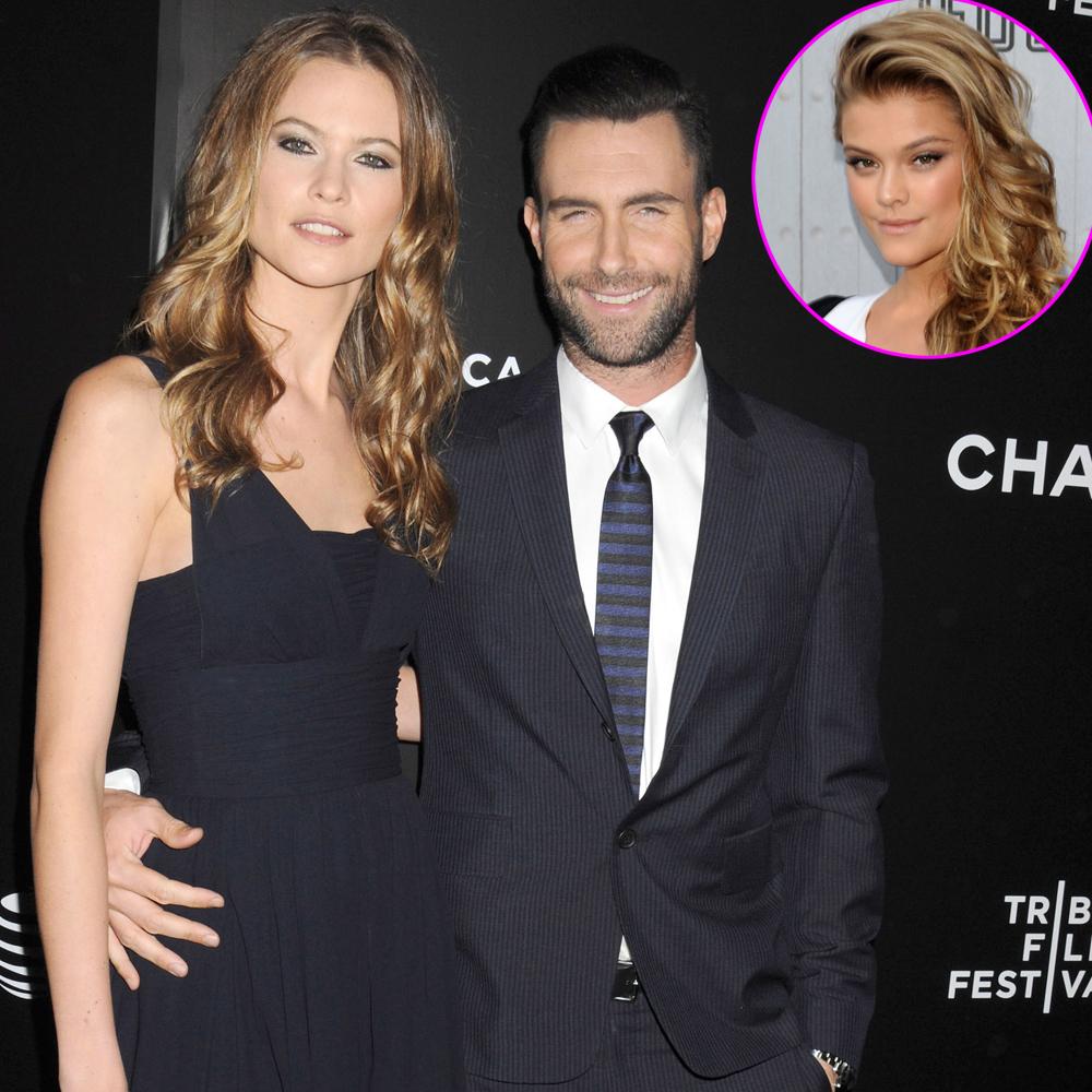 Ex Nina Agdal on Adam Levine's Wedding: 'I Wish Him the ...