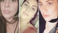 lady-gaga-no-makeup-selfies-natural