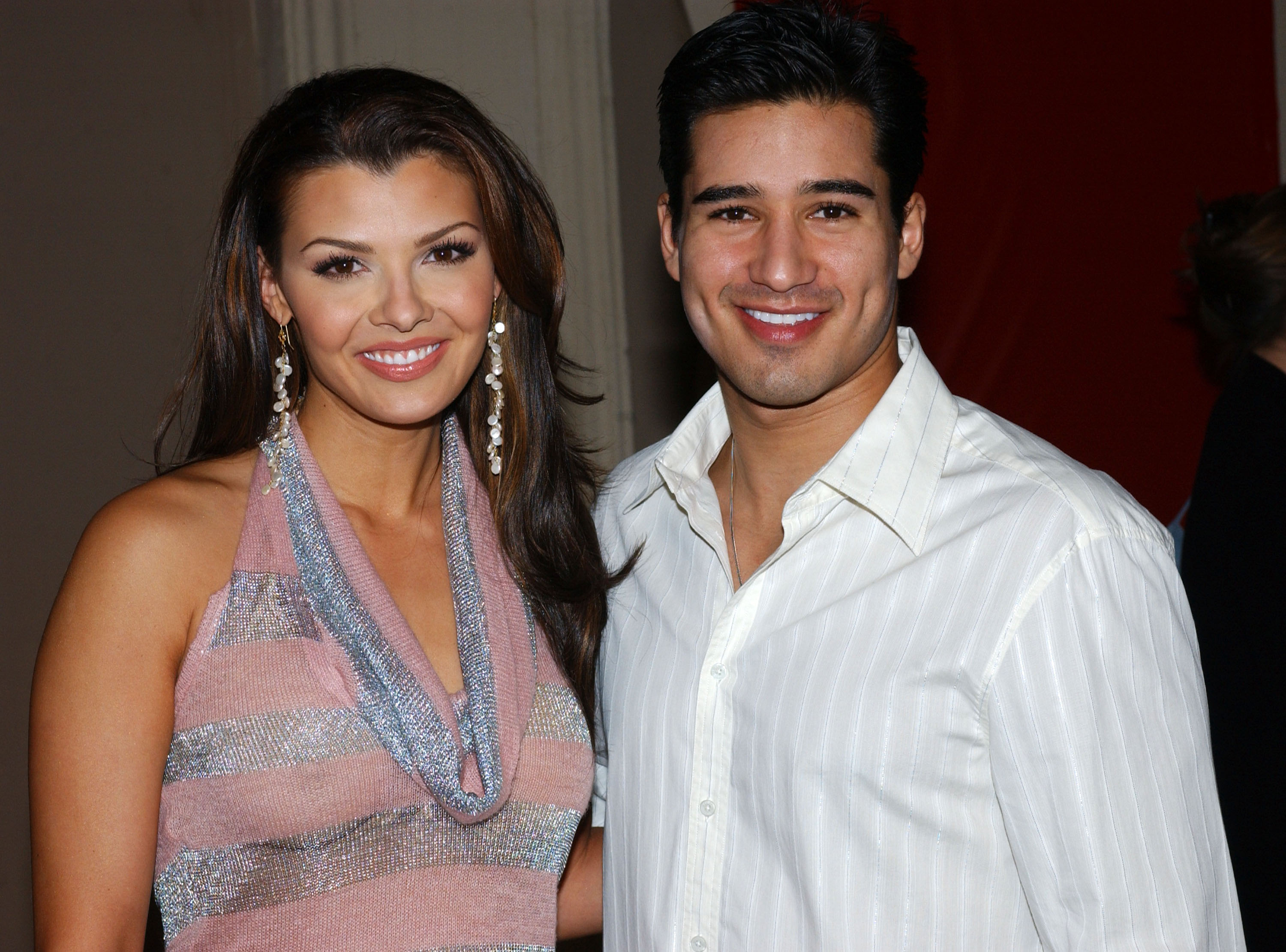 Image result for Ali Landry and Mario Lopez: 18 days