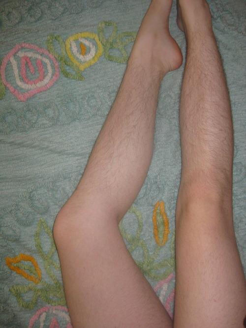 hairy legs