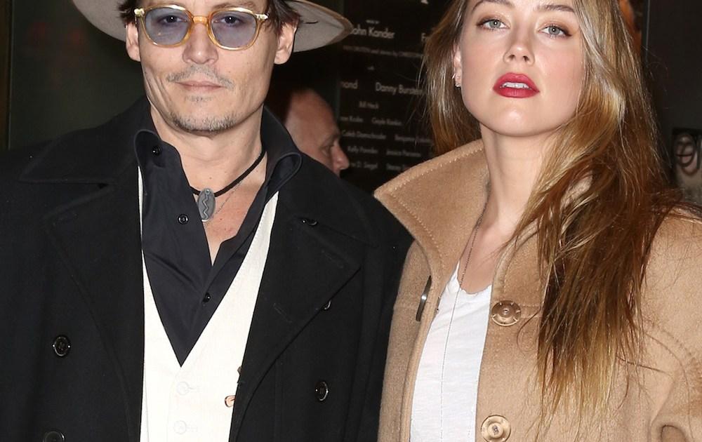 Amber Heard hid her nude movie scenes from Johnny Depp