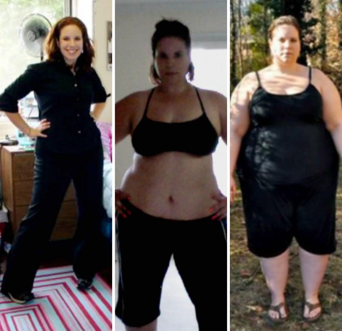 fat girl dancing reality show