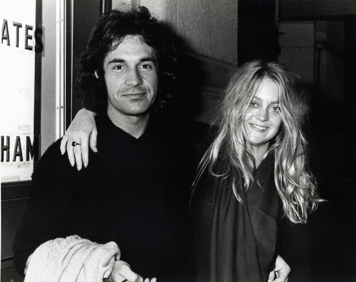 kate hudson father goldie hawn