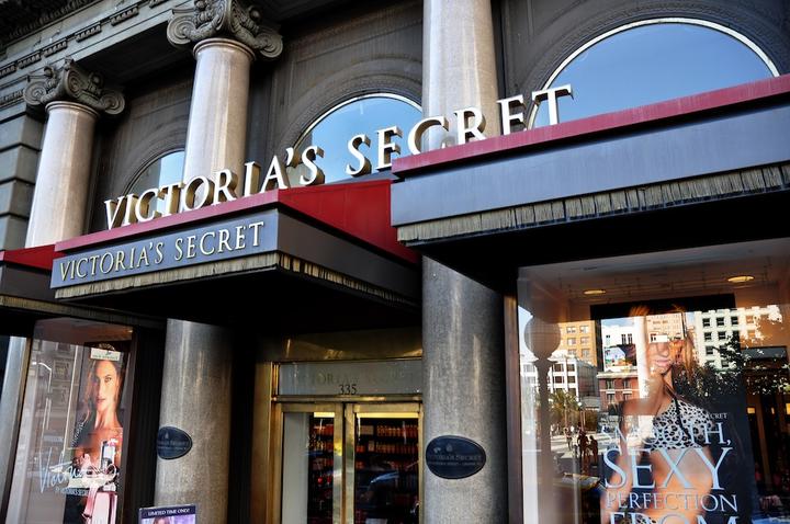 victoria's secret selling used underwear