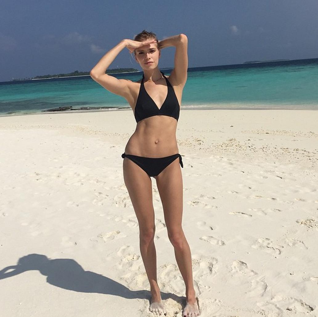 Instagram Elena Perminova nude photos 2019