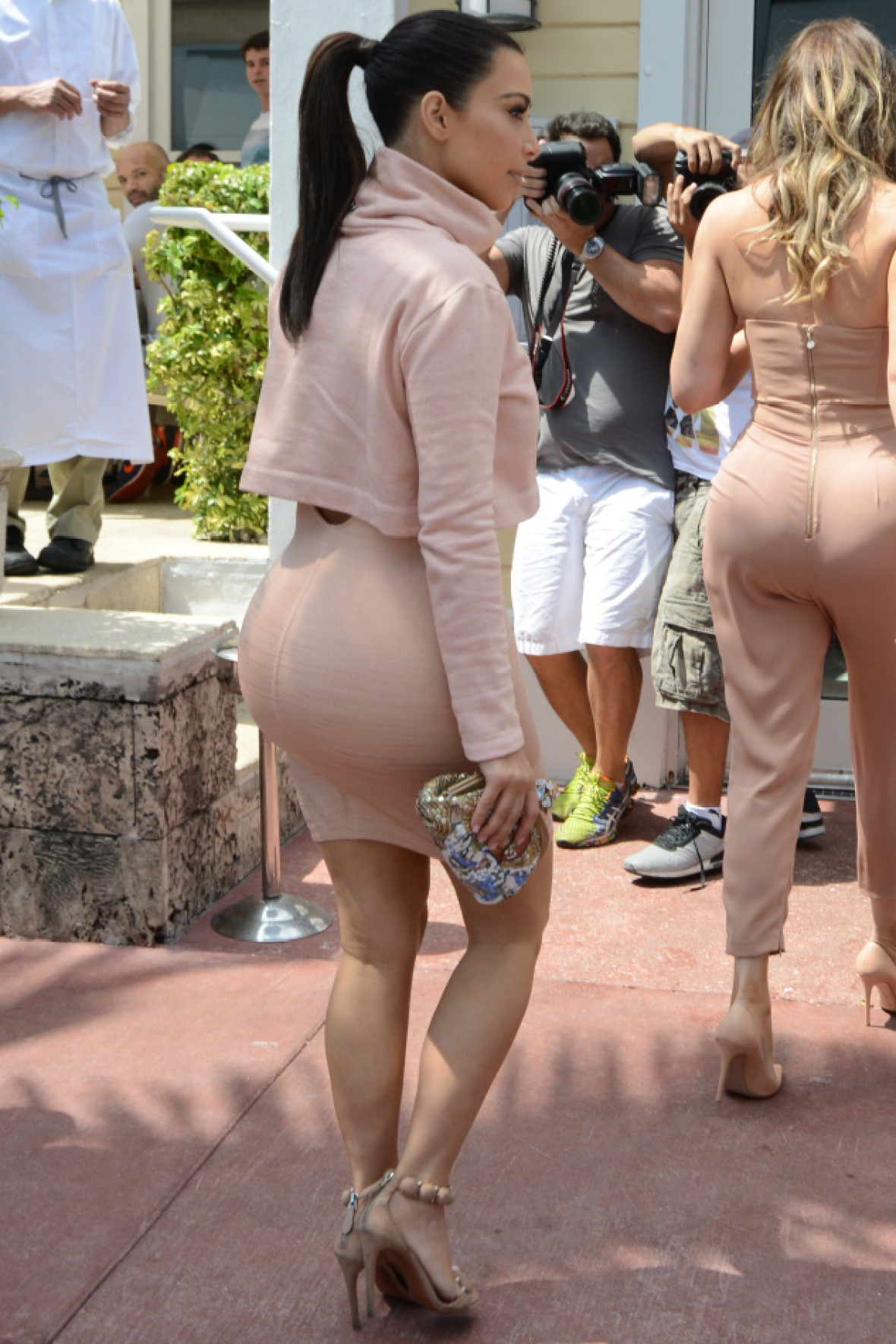 kim kardashian butt