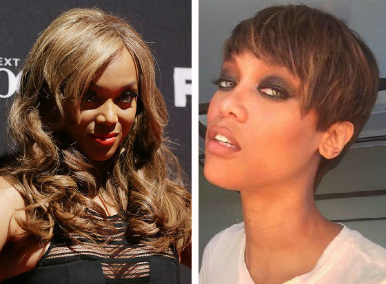 tyra banks pixie compare