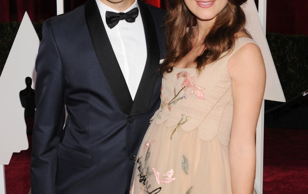Keira Knightley Gives Birth to Her First Baby With James