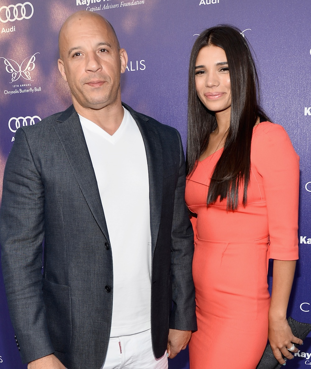Vin Diesel Cheated On His Girlfriend And The Mother Of His Children Report