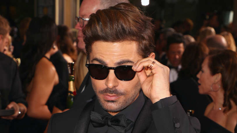 Zac Efron, Red Carpet, Sunglasses