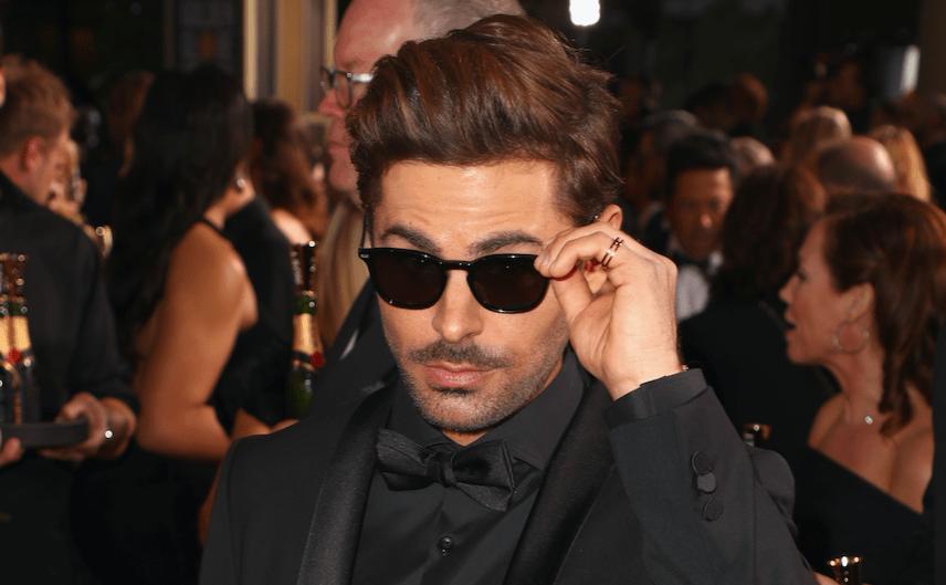 Zac Efron, Red Carpet, Sunglasses