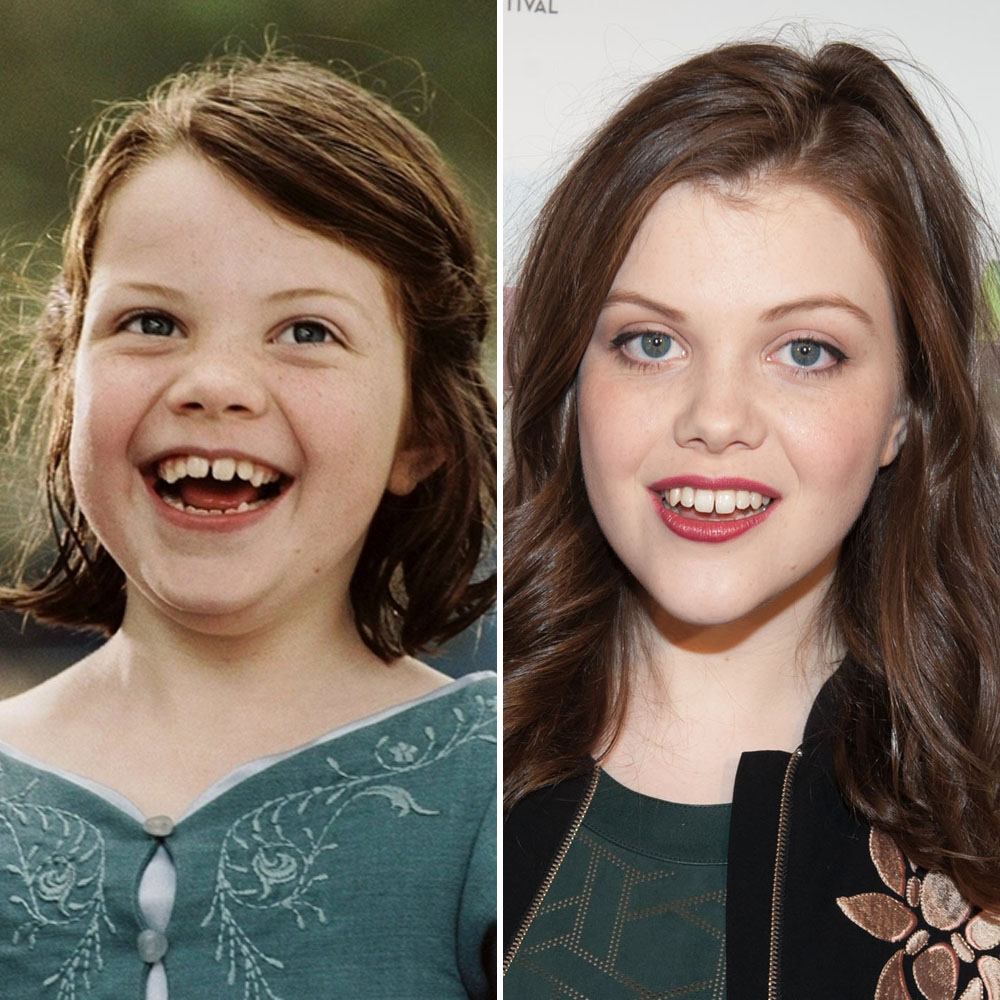 Georgie Henley (born 1995) Georgie Henley (born 1995) new images