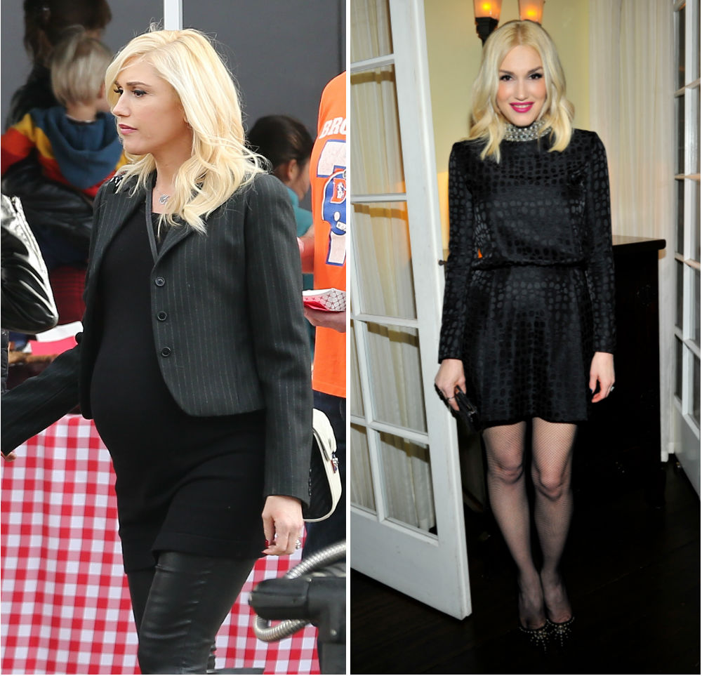 See Gwen Stefani Drew Barrymore And 4 More Stars Post Pregnancy