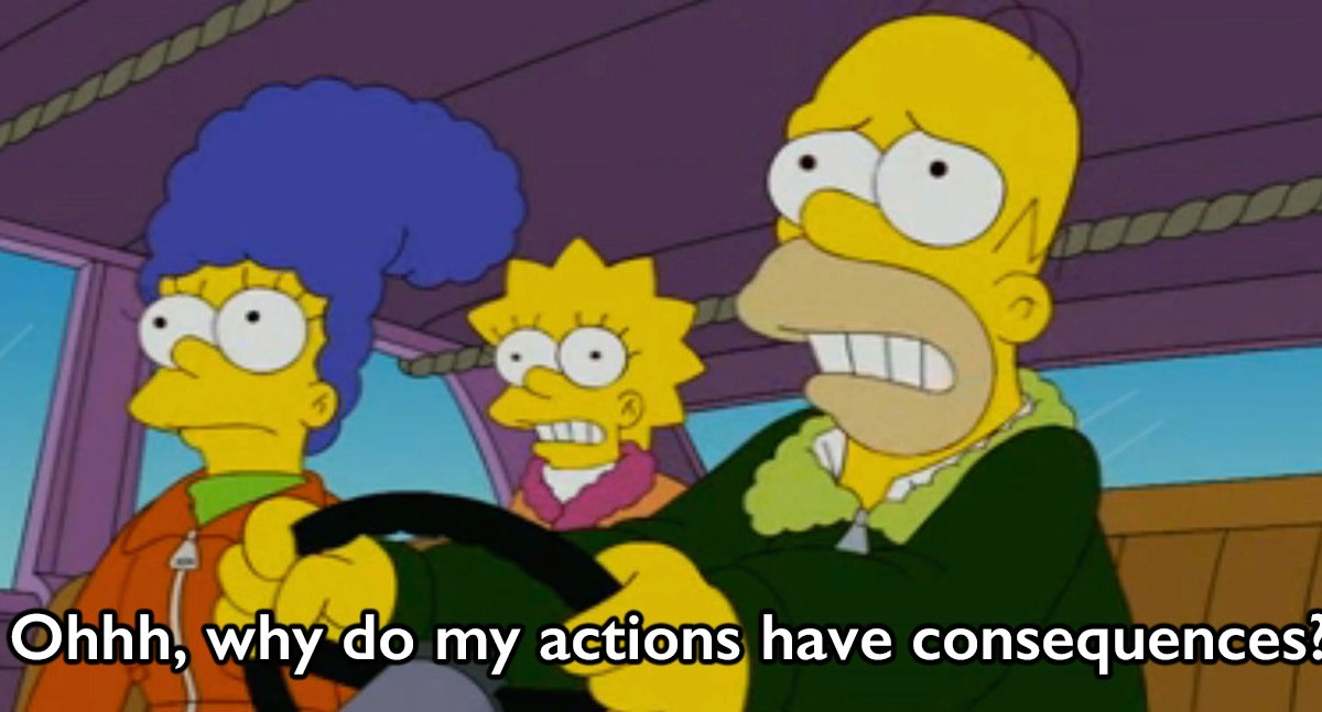 11 Homer Simpson Quotes We Can All Relate to After a Night