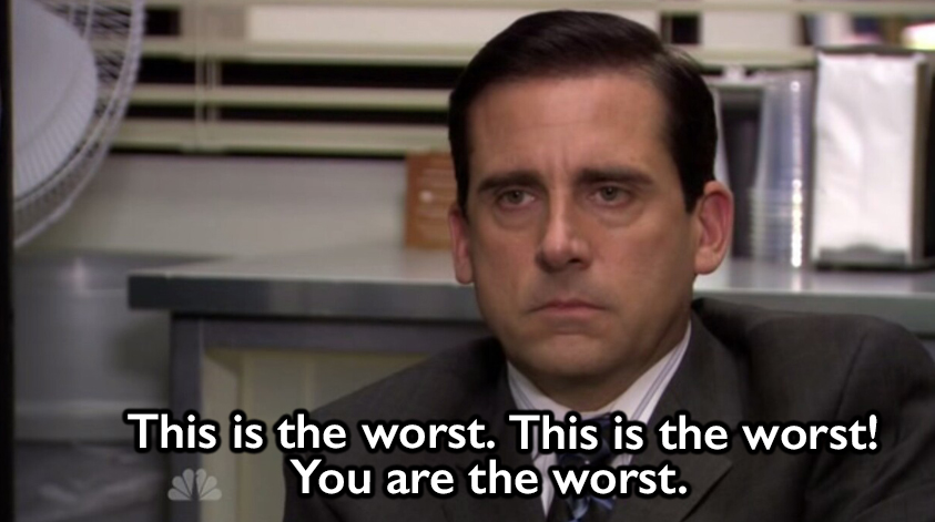 These Funny Michael Scott Quotes About Work Will Make You LOL