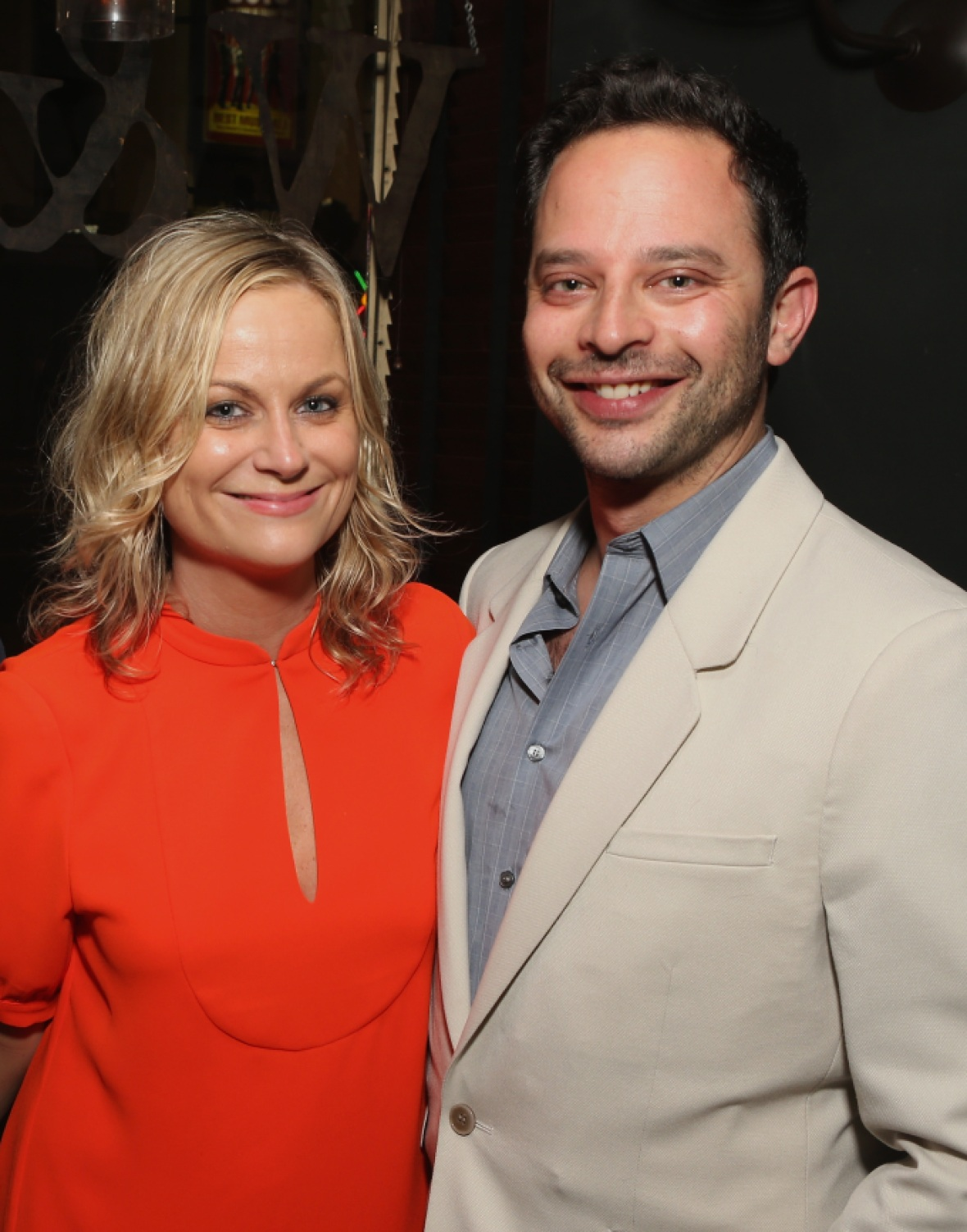 amy poehler and nick kroll split