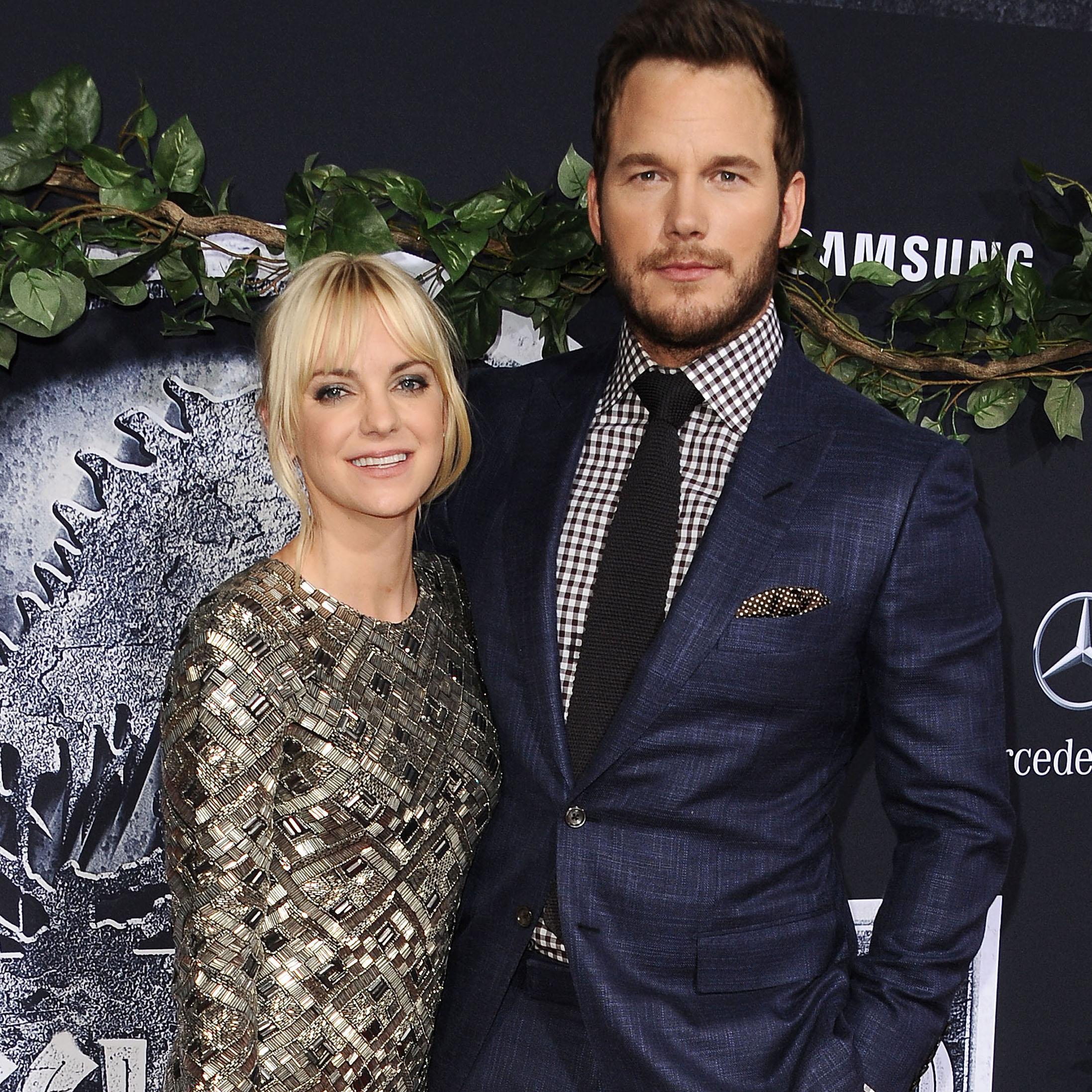 Chris Pratt and Anna Faris Donate $1 Million to Charity