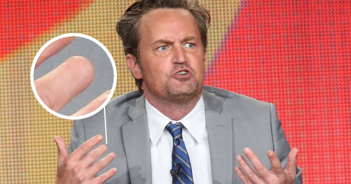 Matthew Perry, Vince Vaughn, and More Stars Who Are ...
