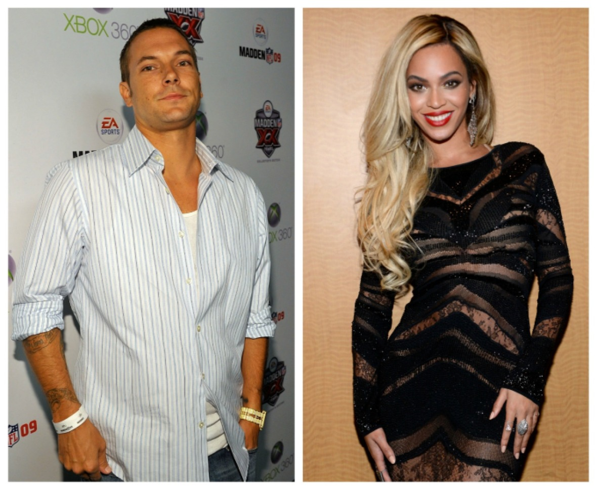 kevin federline and beyonce