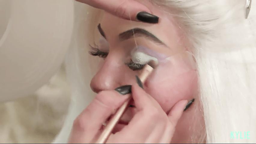 kylie jenner makeup 4