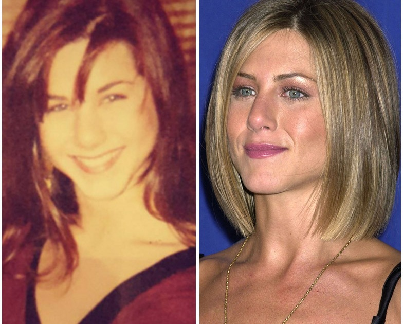 Mayim Bialik Shares A Photo Of Jennifer Aniston Pre Nose Job See The Pic Life Style
