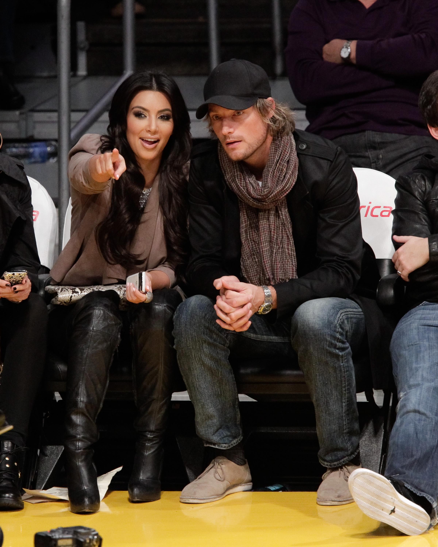 Who is kim kardashian ex husband dating