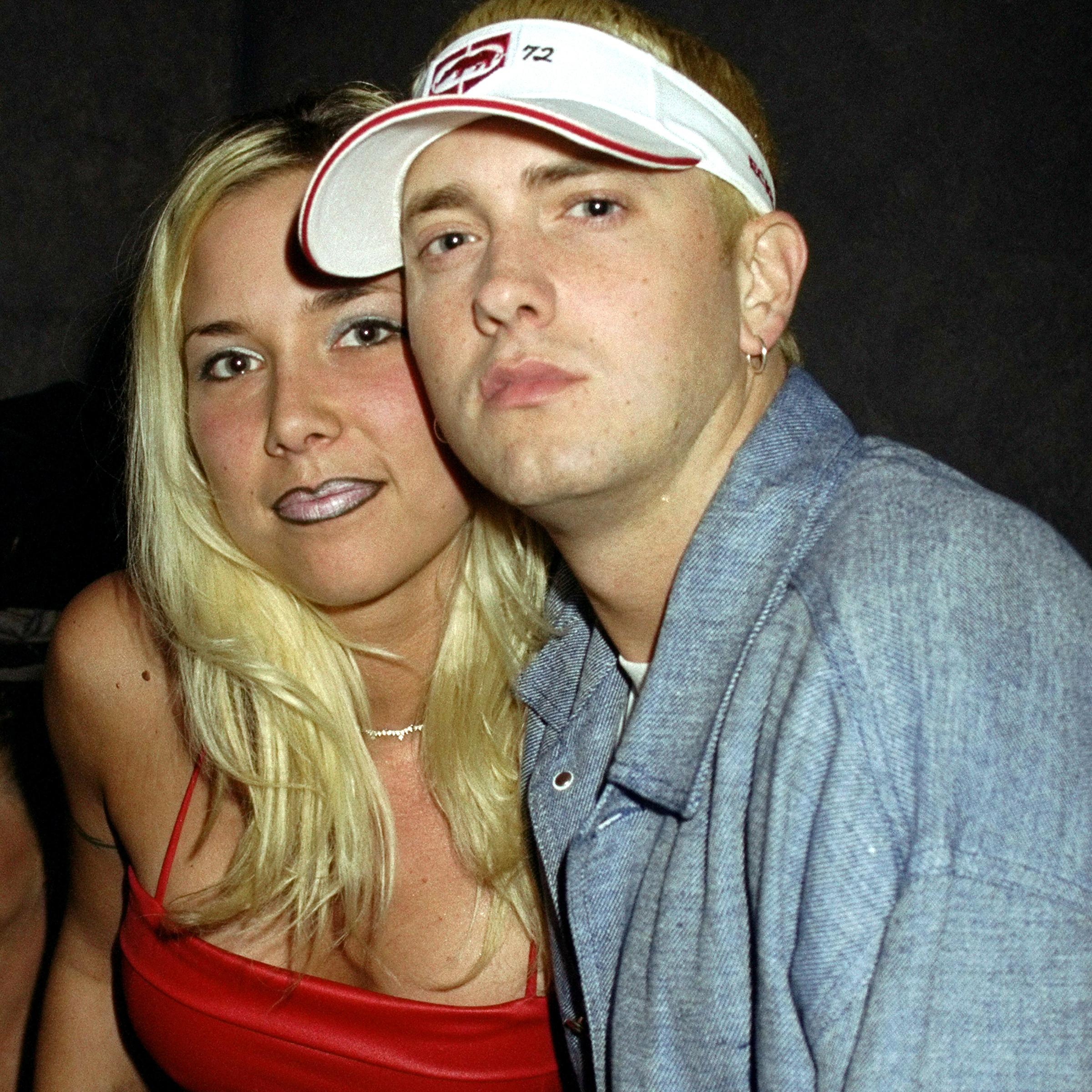 heeft Eminem hebben een grote lul man maken vrouw spuiten