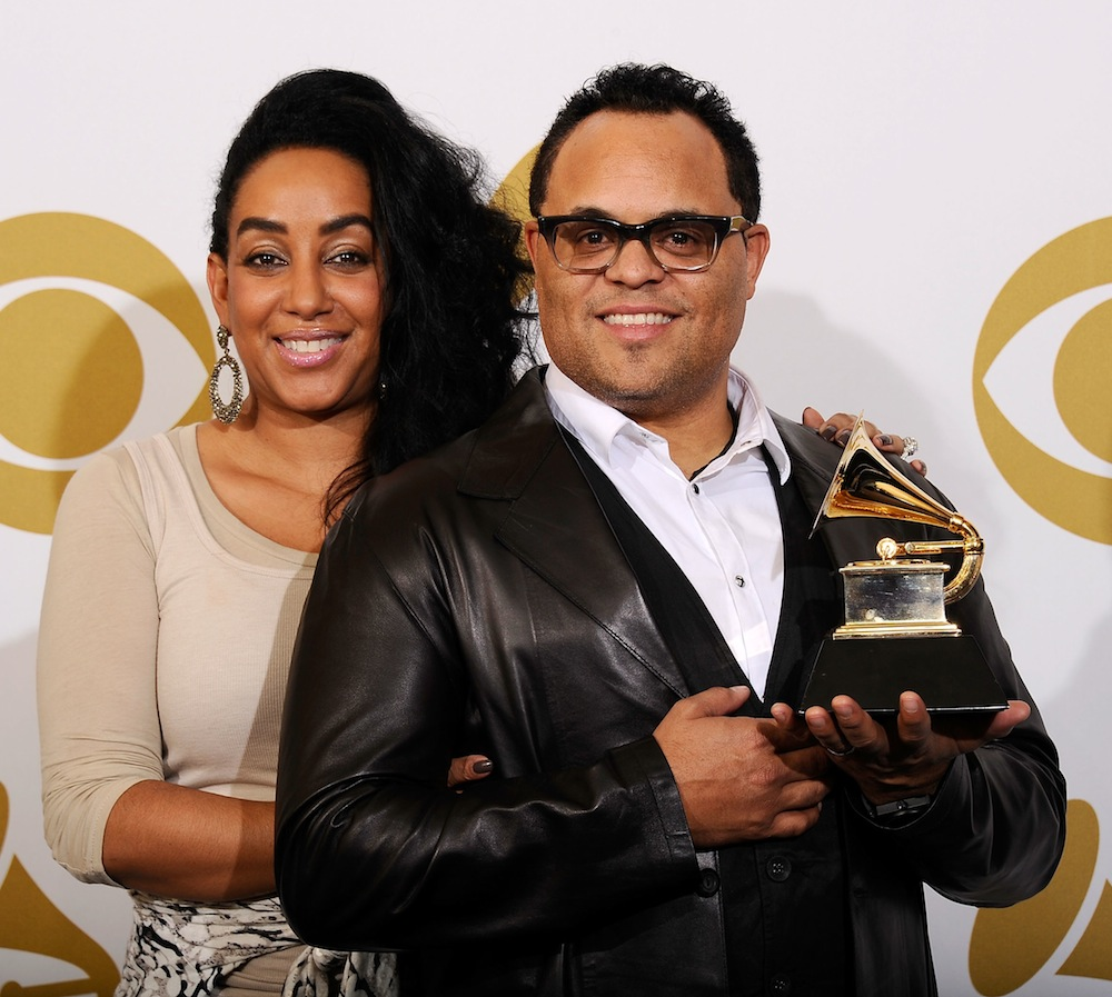 israel houghton getty images