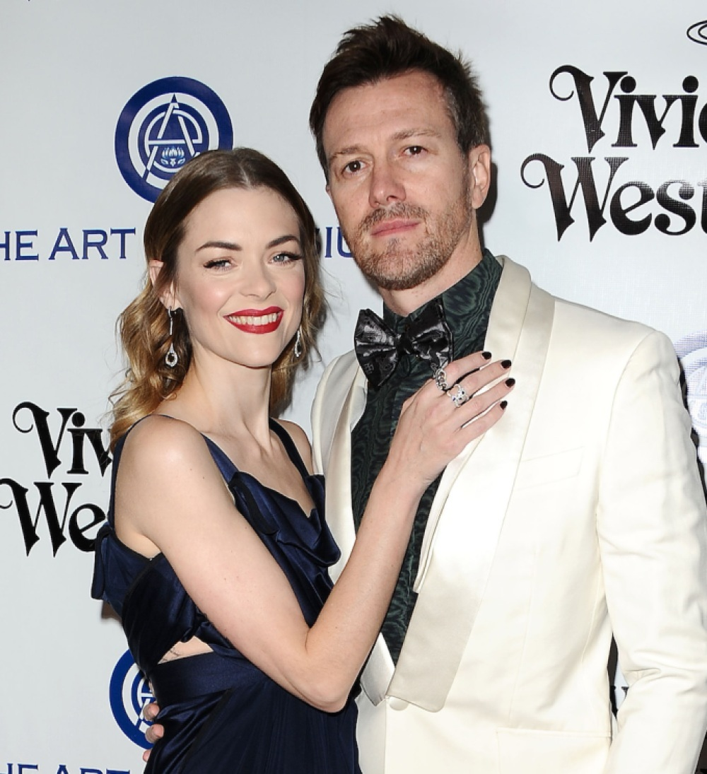jaime king kyle newman getty images