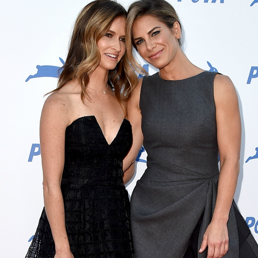 Jillian Michaels is Engaged to Heidi Rhoades — Watch the