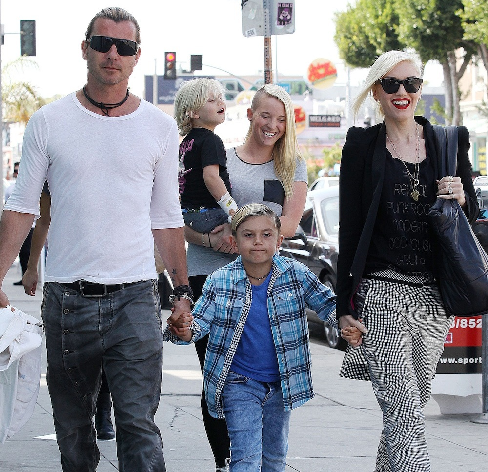 The Nanny Who Allegedly Broke Up Gwen Stefani And Gavin