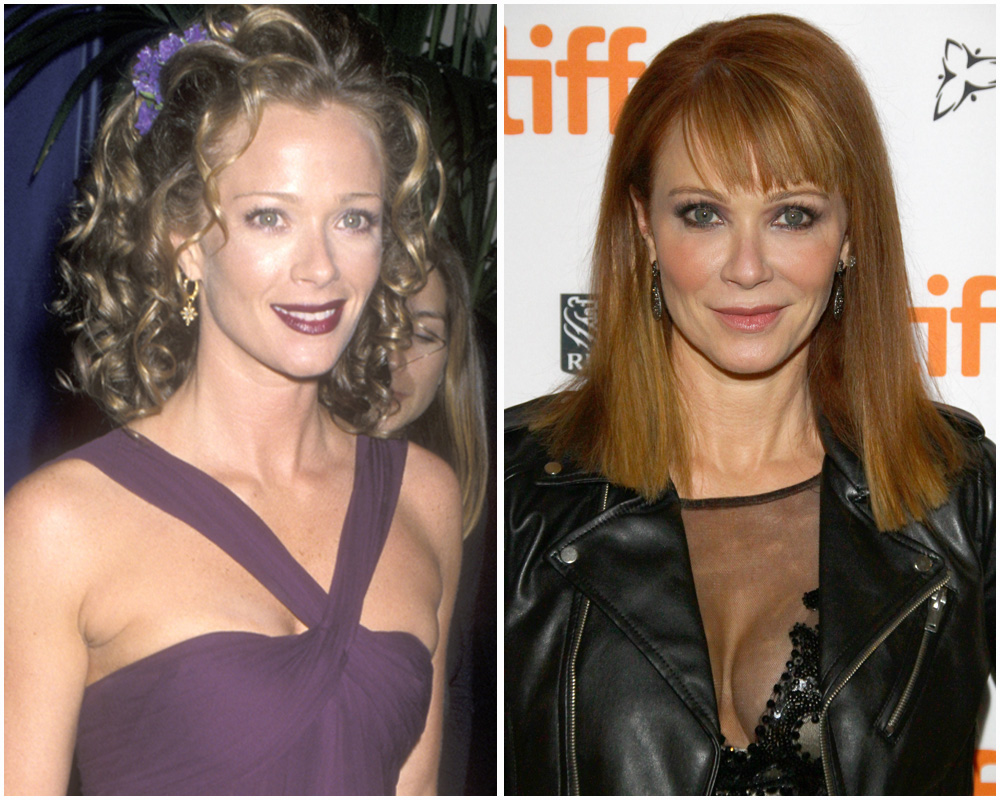 lauren holly getty images