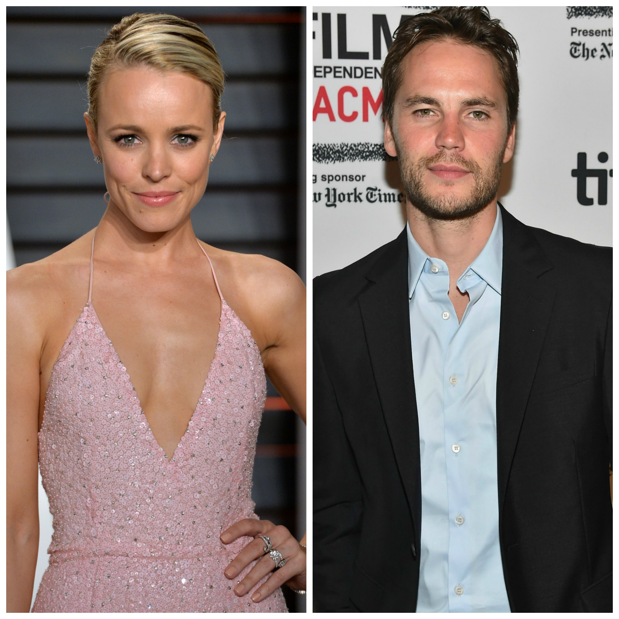 Rachel McAdams and Boyfriend Taylor Kitsch Are Taking ...