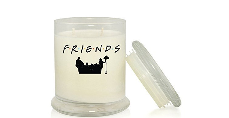 friends soy candle