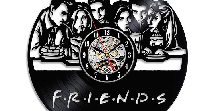 friends wallclock