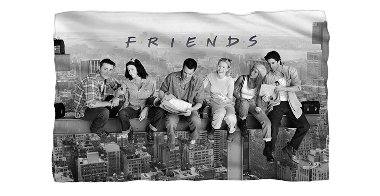 friends blanket