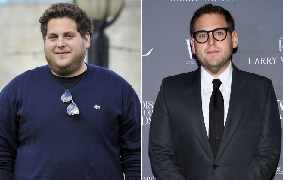 Jonah Hill Weight Loss Transformation