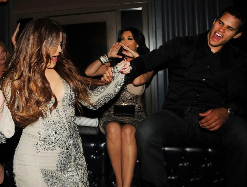 khloé kardashian kris humphries getty images
