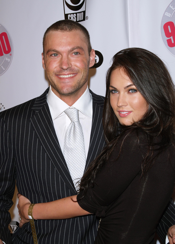 A Look at Megan Fox and Brian Austin Greens Long and
