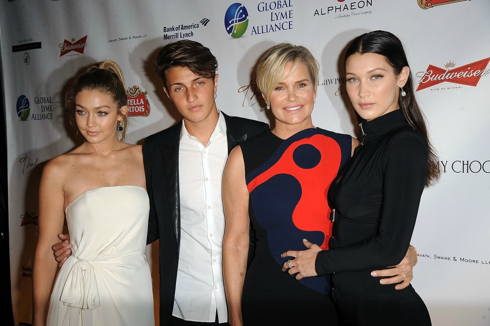 yolanda foster getty