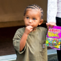 Saint West, NYC, Eating Candy