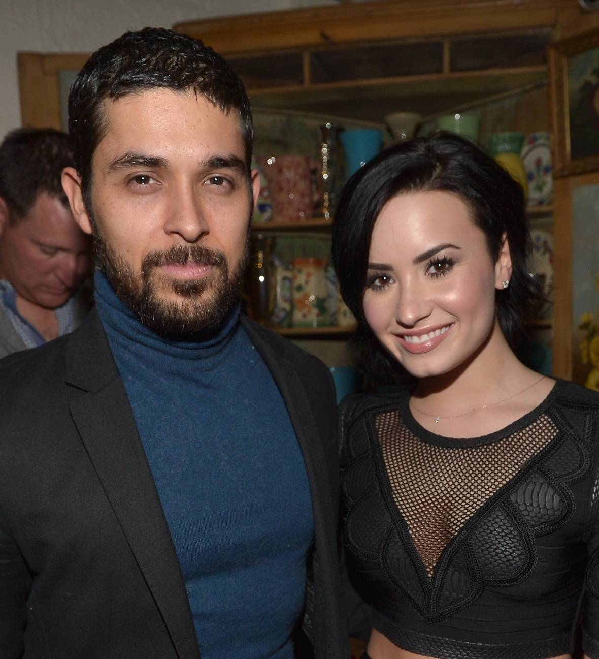 demi lovato and wilmer