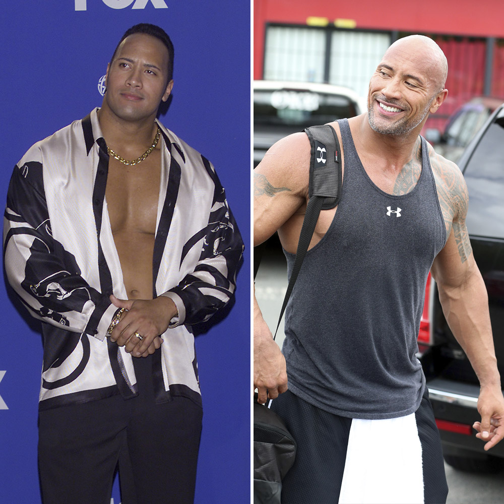 Simon Cowell Dwayne Johnson And More Celebrity Guys Who Admitted