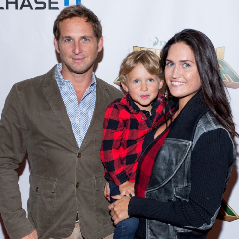 josh lucas ex-wife getty images