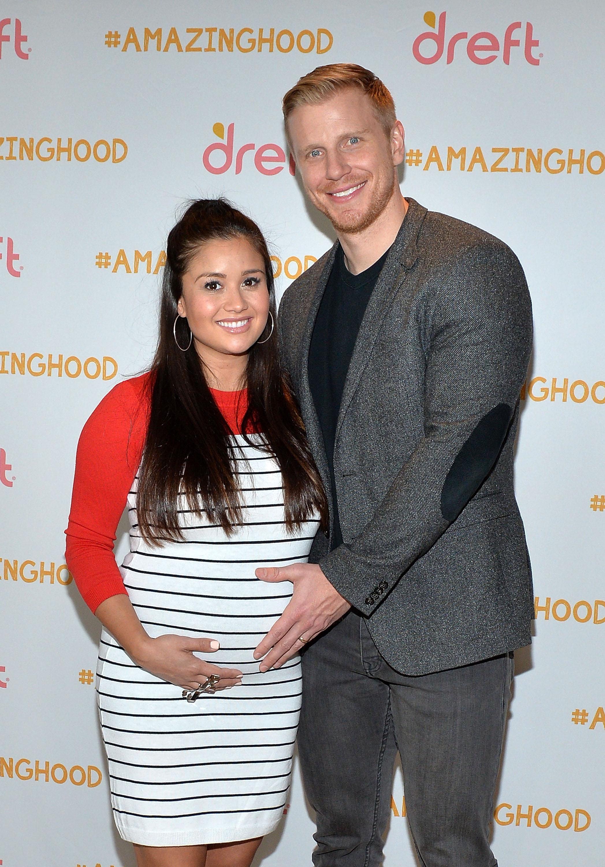 Catherine Giudici And Sean Lowe Welcome Baby No 1 Life