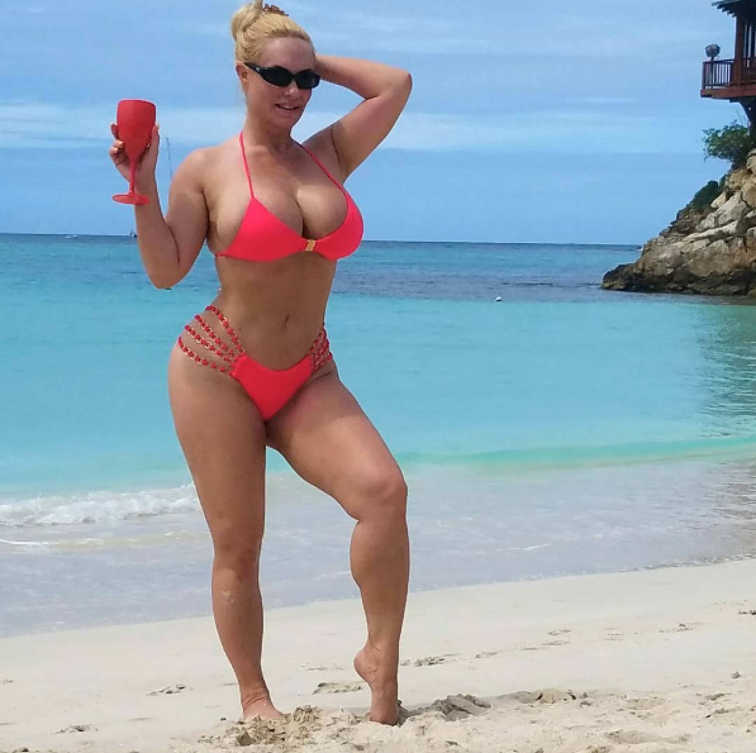 Bikini Nicole ?Coco Austin naked (61 foto and video), Ass, Sideboobs, Instagram, cameltoe 2006