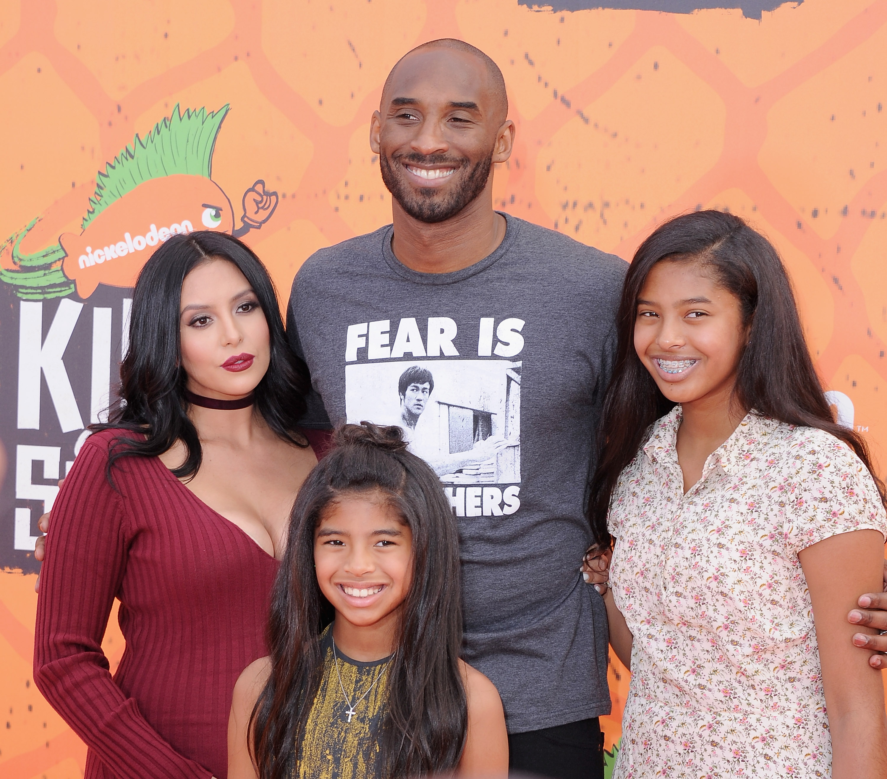 2d380fe42fa4e Kobe Bryant s Wife Vanessa Bryant Flaunts Baby Bump Days After ...